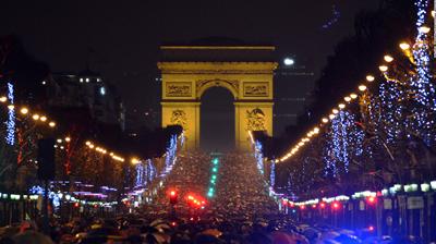 Arc-de-triomphe - paris