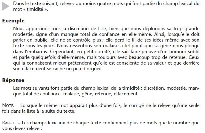 French_Vocabulary_Exercise_5